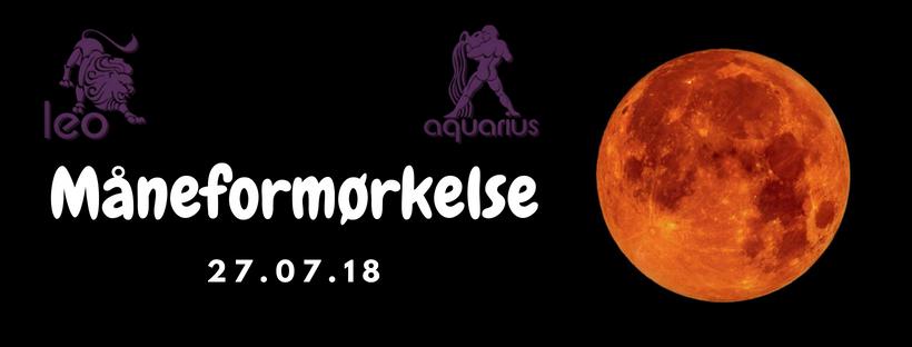Måneformørkelse 27.07.18