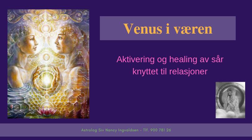 Venus i væren