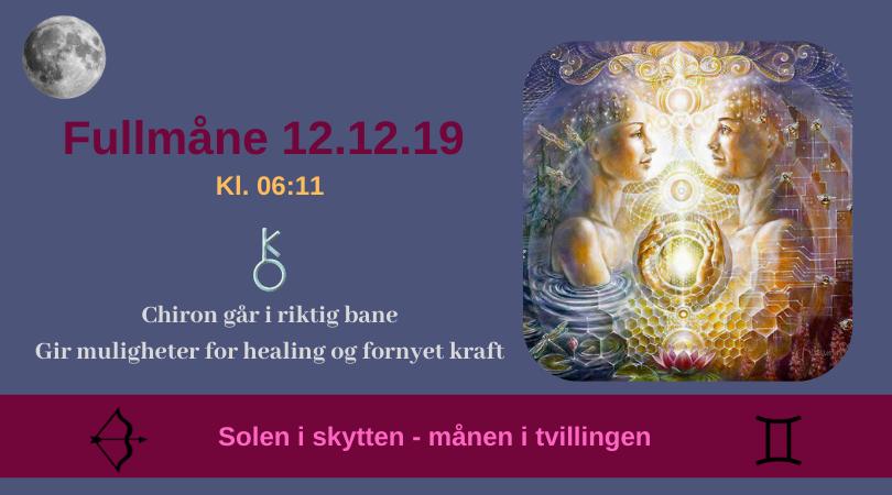 Fullmåne 12.12.19 – kl. 06:11