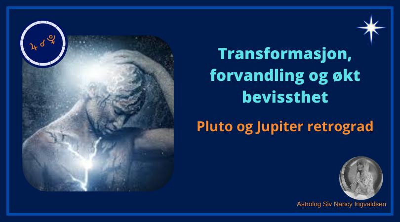 Transformasjon, forvandling og økt bevissthet