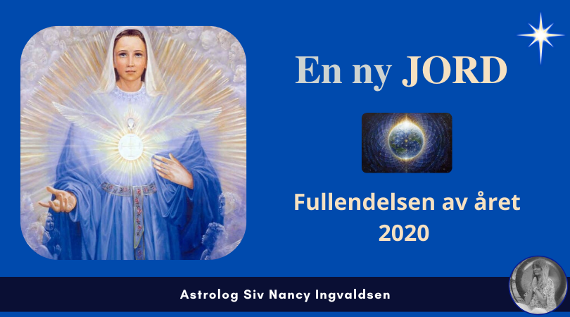 En ny JORD – bevissthetskifte